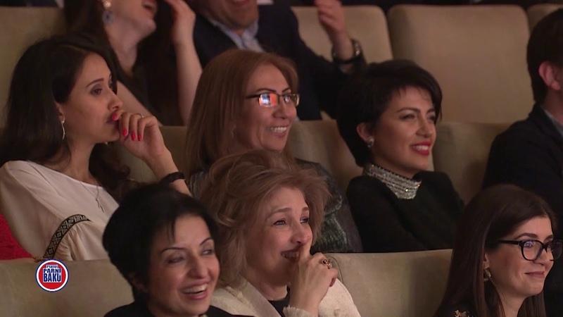 Nataşa Ti Prişol səhnəsi Konsert 2018