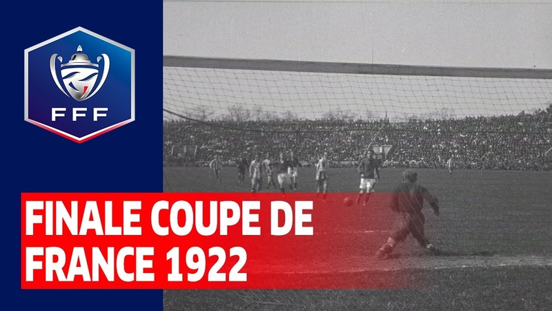 Finale Coupe de France 1922 Red Star Club Stade Rennais UC 2 0