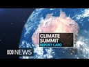 Do Australia's efforts to tackle climate change match what the Govt says it's doing? | ABC News