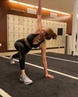Alexina Graham on Instagram I try to get into the gym 5 times a week for an hour each day Here is a workout session that I do with @ arielfox We like to mix it up…""