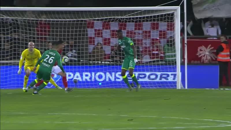 Топ 3 лучших гола Нанта в первом круге по версии Лиги 1 Комформа