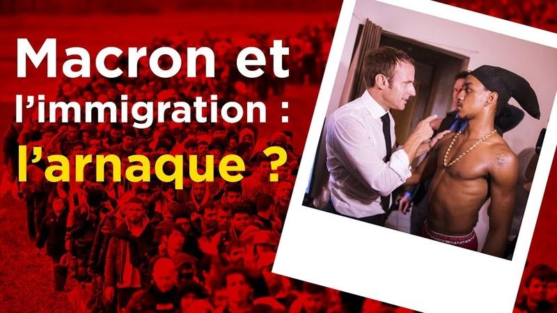 I Média n°264 Macron et l'immigration l'arnaque