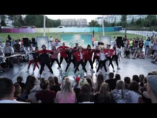 SUMMER GROOVE DANCE CAMP 2019 | ANGRY SMILE CHILL | BEST TEAM SHOW
