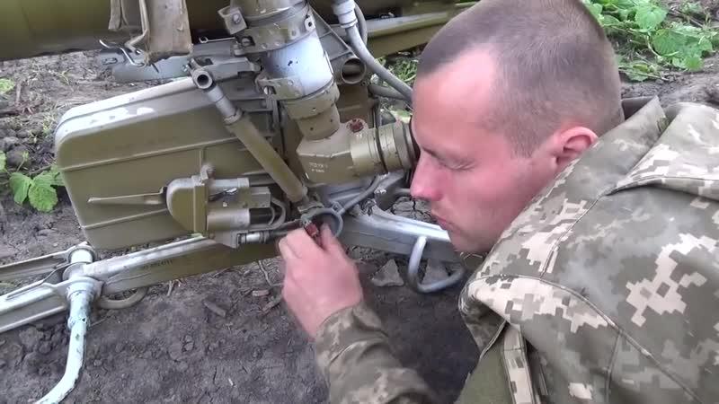 Урок стрельбы с ПТРК Фагот Конкурс