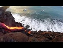 Вулкан Килауэа Гавайи Kilauea Volcano Hawaii