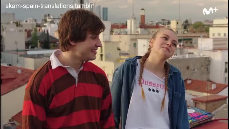Skam Spain S02e10 Clip 4 Lesbian