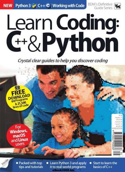 Learn Coding C   Python Vol 35 2019 UserUpload