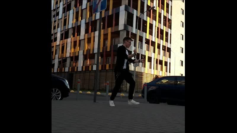 HipHop Bachata от Андрея Dance Insight Инсайт Онлайн