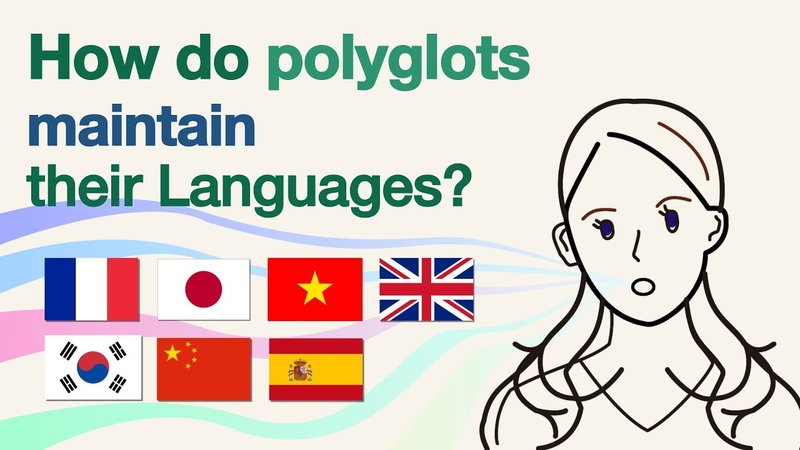 How do POLYGLOTS maintain their languages