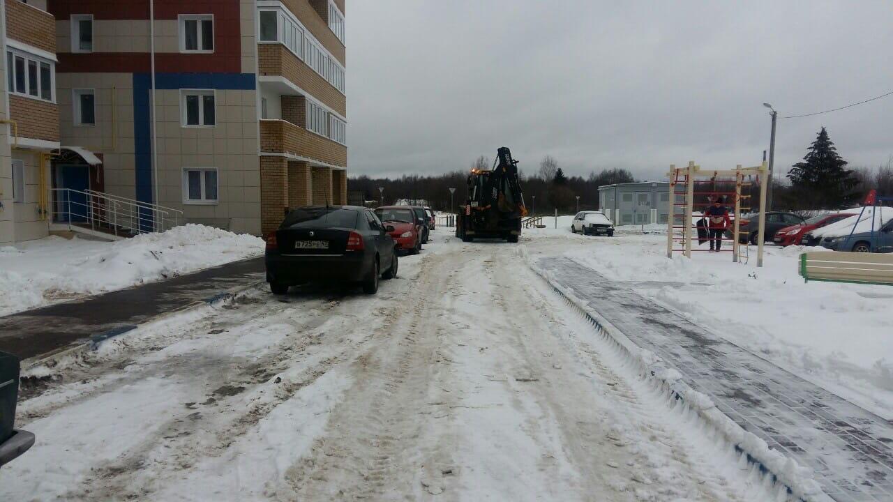 Улица Московская дом 201 механизированная уборка
