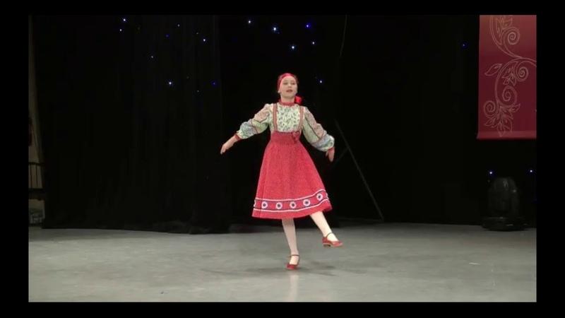 Закликая весну Лебедева Анна 11-13 лет
