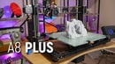 The Anet A8 PLUS is big cheap and won't catch fire 3D Printer Review