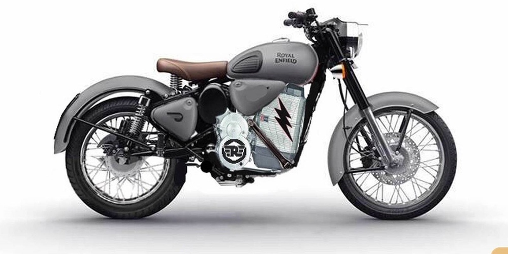 Royal Enfield планирует электрический мотоцикл