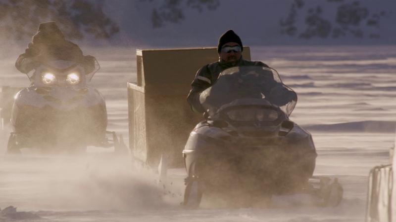 Дикая Канада. Часть 4. Кромки льда