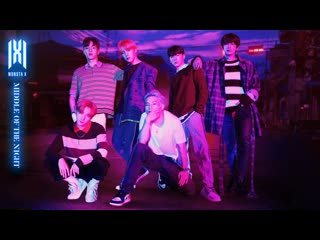 [191206] monsta x middle of the night (english ver.) (audio)