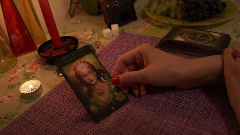 Королева ПЕНТАКЛЕЙ Медитация