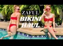 Angela Stein - Sexy ZAFUL BIKINI TRY ON HAUL! IM SHOCKED!😱 LOVE OR HATE