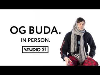 OG Buda   IN PERSON