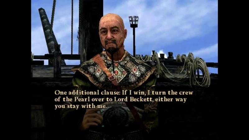 Pirates of the Cariibean: aAt World s End Gameplay Walkthrough Part 10