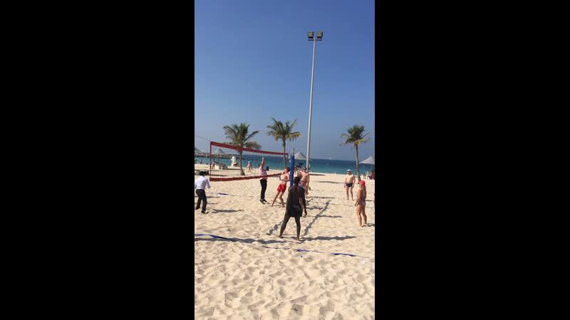 Волейбол оаэ