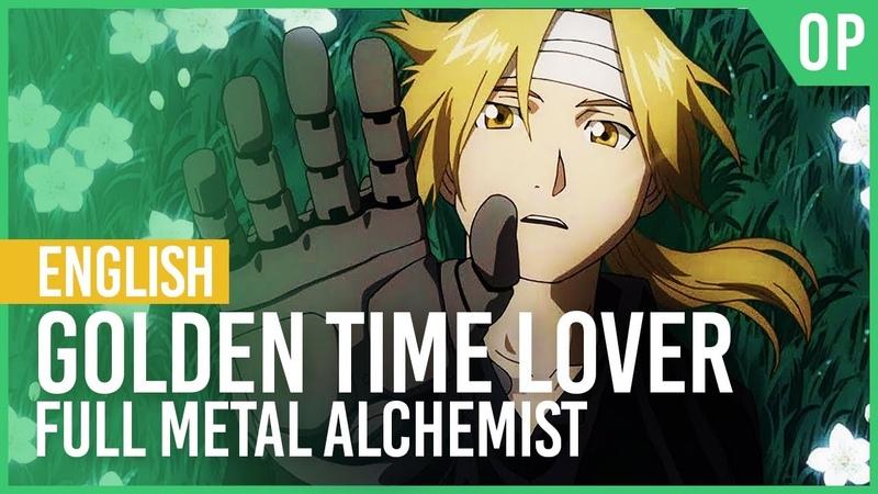 Fullmetal Alchemist Brotherhood Golden Time Lover ENGLISH Ver AmaLee