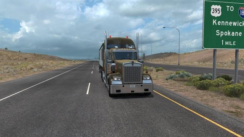 American Truck Simulator Update 1.36 Open Beta