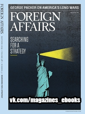 Foreign Affairs May & June 2019