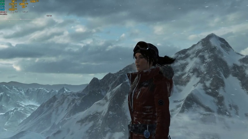 AMD FX-8350 GeForce GTX 1080 Full HD Rise of the Tomb Raider Very low settings