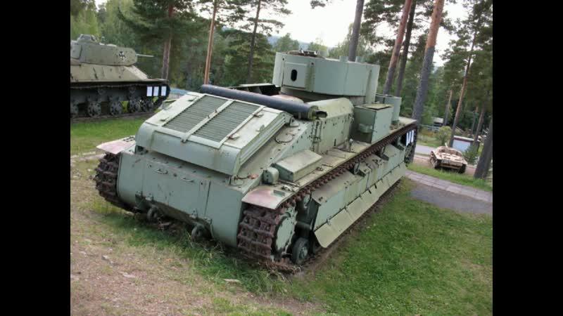Советский танк Т-28. Soviet tank T-28. 苏联坦克T-28。