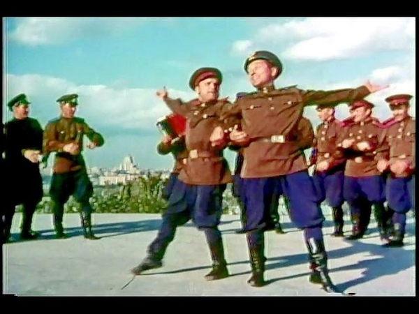 Soldier's dance - The Alexandrov Ensemble (1965)