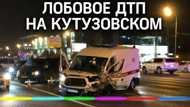 Смертельный манёвр машина вдребезги и несколько пострадавших Видео жуткого ДТП