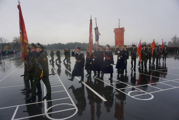 Юбилей 38-й гвардейской Венской Краснознамённой десантно-штурмовой бригады