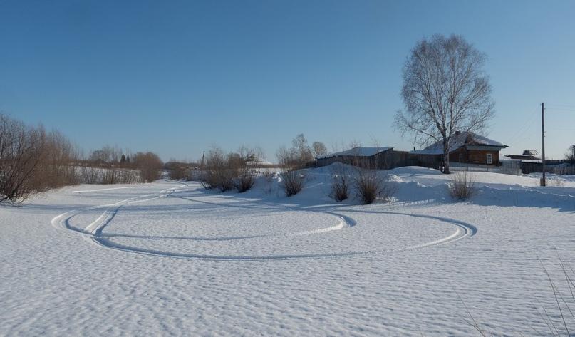 Праздник Сретения в селе Маркелово, изображение №2