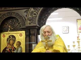 Протоиерей Евгений Соколов. Через веру и любовь к Творцу мы можем бороться с грехом