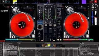 Virtual DJ 8 - Mouse & Keyboard Scratch Freestyle Session #1