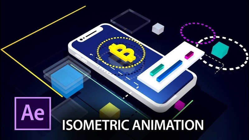 ISOMETRIC aftereffects Tutorial: Isometric design animation in after effects with out any plugins
