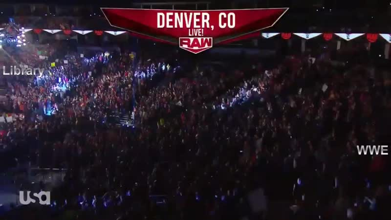 WWE MONDAY NIGHT RAW Highlights For