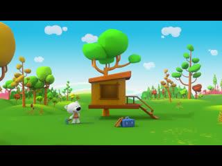 Ми-ми-мишки  2 сезон  119 серия - Дом на дереве