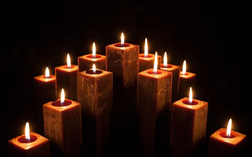 Поведение свечи во время обрядов, изображение №1