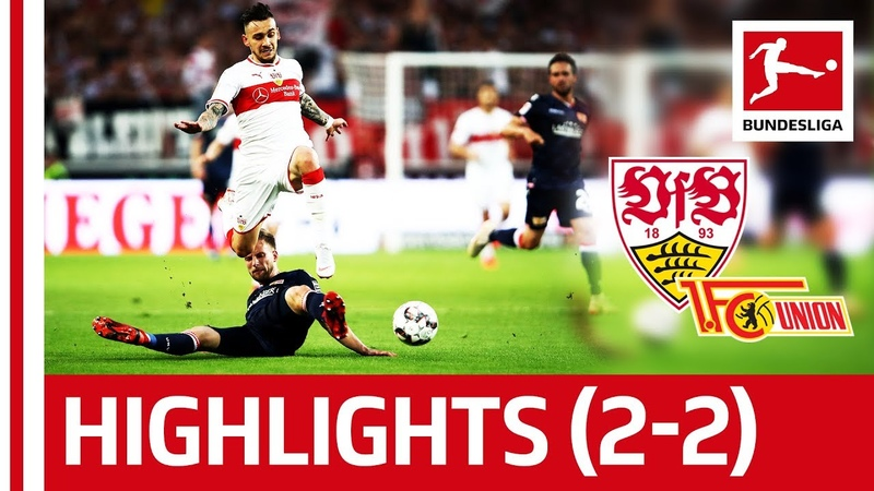 Relegation Battle 2019 - Union Berlin Shocks VFB Stuttgart - Gomez Goal Is Not Enough - Highlights