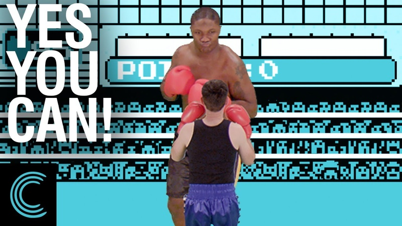 Mike Tyson's Punch Out Parody