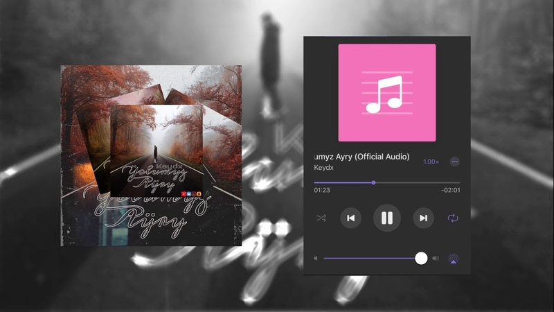 Keydx Yolumyz Ayry Official Audio