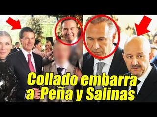 Cierran el cerco judicial contra Pea y Salinas Los vinculan al lavado de millones