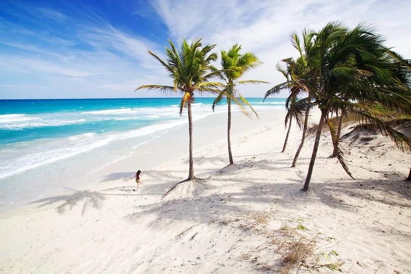 Пляжный отдых на Кубе, изображение №2