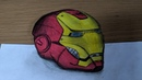 Iron Man 3D Drawin How to Make Easy
