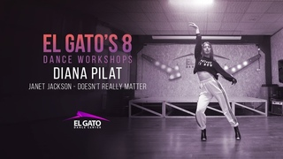 Janet Jackson - Doesn't Really Matter | El GATO'S 8 Dance Workshops | Diana Pilat