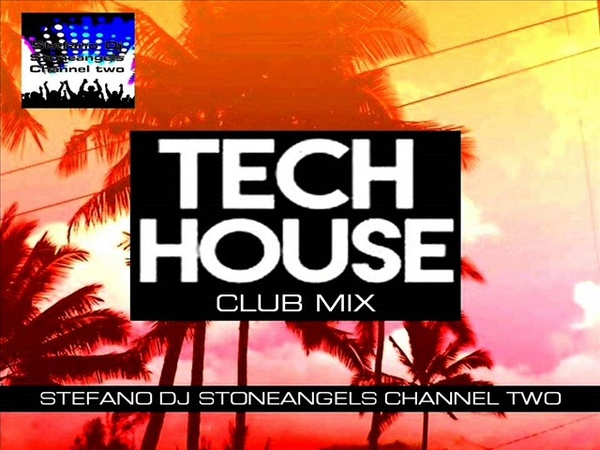 TECH HOUSE APRIL 2019 CLUB MIX