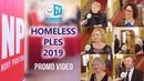 Homeless ples Nový Prostor Promo video ALLATRA TV