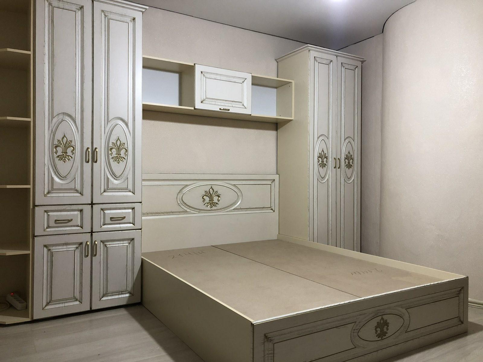 Спальня по индивидуальному проекту