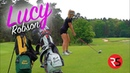 Teeing it up with.....LUCY ROBSON